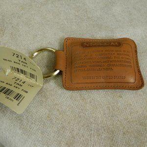 Coach Vintage 'Bean Bag Key Fob' #7214 NWT!